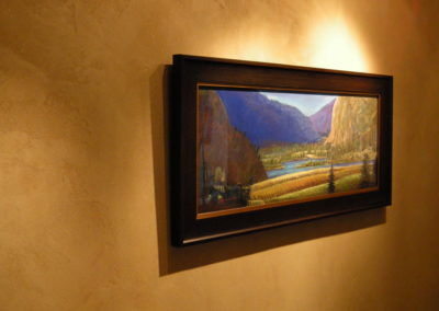 Clay on Artist's Walls 003